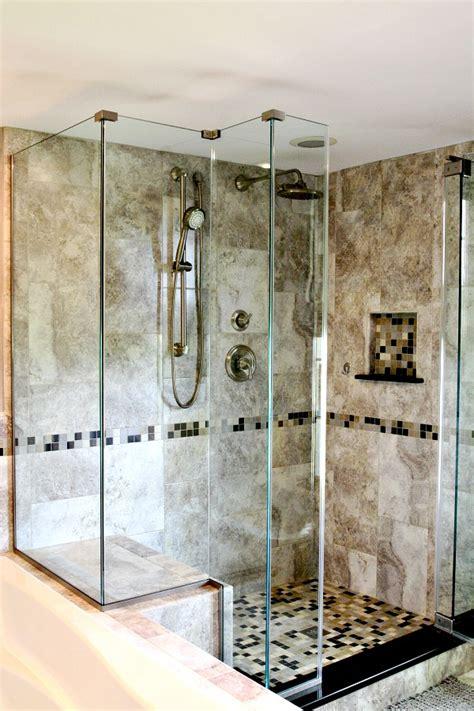 bathroom walk  shower remodeling syracuse cny