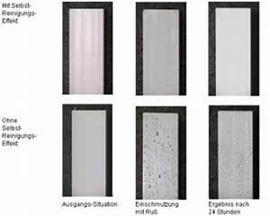Kömmerling Fenster Test : pilotstudie selbstreinigendes fenster auf basis ~ Lizthompson.info Haus und Dekorationen