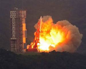 APOD: 2005 July 12 - Launch of the Red Bird