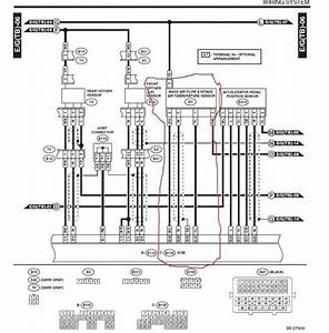 2004 Subaru Forester Stereo Wiring Diagram
