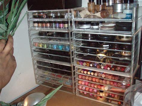 makeup storage drawers makeup crazie updated mujis makeup storage sneak peek