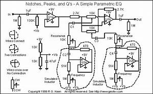5 Band Equalizer Circuit Diagram