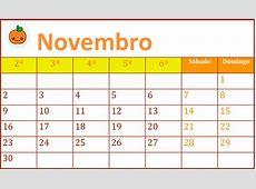 Calendario Novembro 2009 para Imprimir A4 Brinquedos de