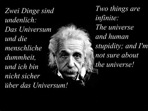 Albert Einstein German Quotes