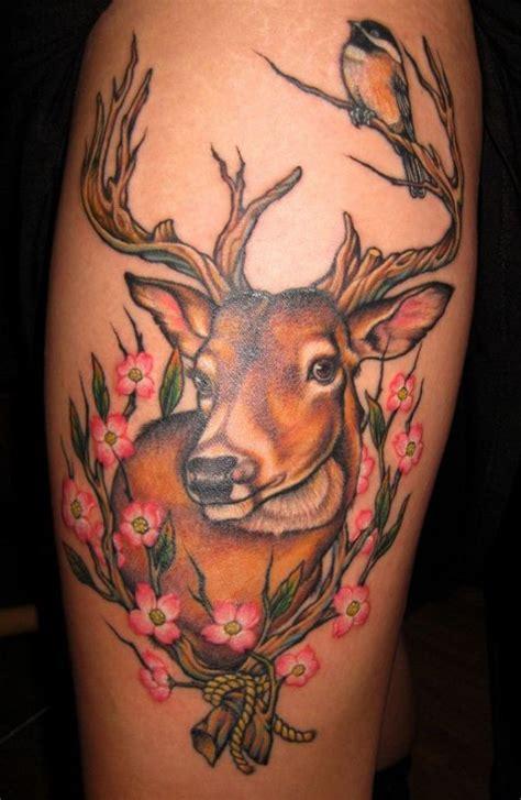 deer tattoos ideas  meanings