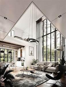 21, Fantastic, Home, U0026, Interior, Design, Ideas, For, 2019