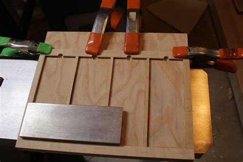 making  sharpening plate holder astrosteves woodworking