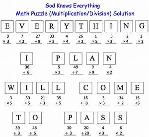Pics For > Maths Puzzle For Kids