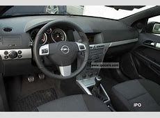 2007 Opel Astra GTC 18 Sport \ Car Photo and Specs