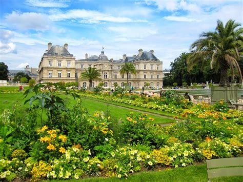 Destination: Fiction: Luxembourg Gardens, Paris
