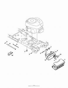 Mtd 13ad78xs099  247 203730   T1400   2014  Parts Diagram