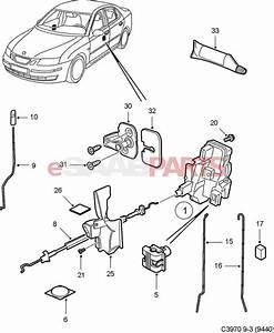 2008 Ford Taurus X Part Diagram