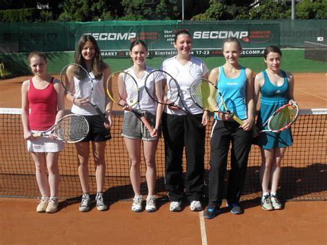 tennis club ettlingen damen sommer