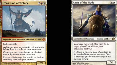 Mtg White Deck Builds by Magic The Gathering Journey Into Nyx Deck Ideas