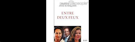 Entre Deux Feux, D'anna Cabana Et Anne Rosencher, Grasset