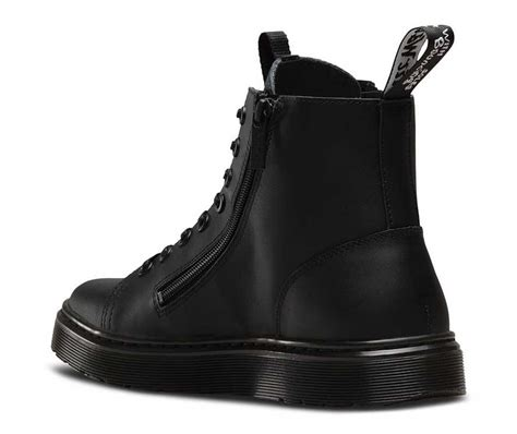 talib zip mens dr martens official site