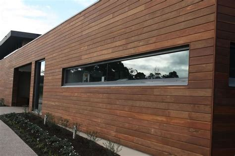 Shiplap Cladding Spotted Gum