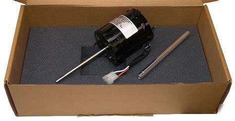 fasco bath exhaust fan replacement motors