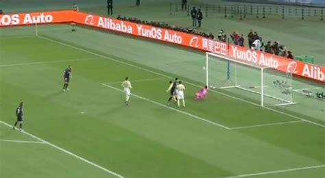 Real Madrid vs. América: Cristiano Ronaldo y el cabezazo ...