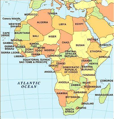 Clima - Africa - Quando andare