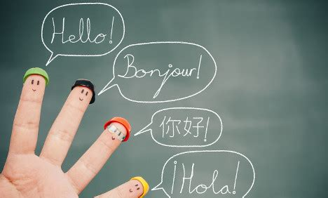 top ten problems of growing up multilingual the local