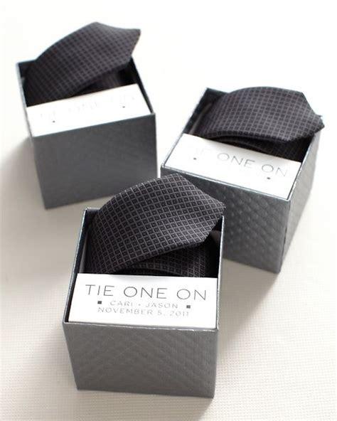Groomsman Tie Clip Gift