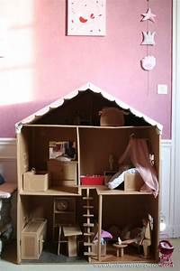 Maison playmobil et barbie meubles et objets en papier a for Deco chambre enfant avec la maison du futon
