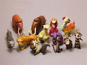 Pics For > Ice Age Animals Toys