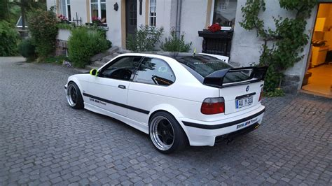 bmw e36 compact tuning m3 compact 3er bmw e36 quot compact quot tuning fotos