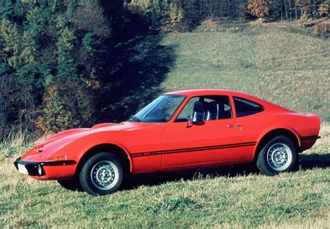 Opel Gt/j 1971–73 Images