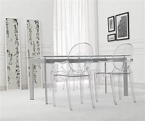 Louis Ghost Stuhl : kartell louis ghost stuhl transparent glas 4 4853 l mparas de dise o ~ Frokenaadalensverden.com Haus und Dekorationen