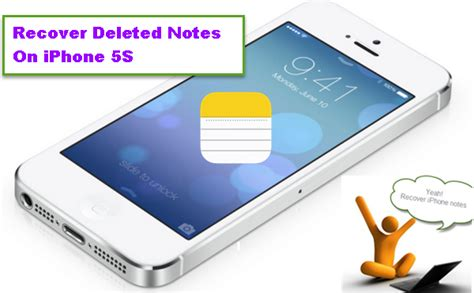 recover deleted notes iphone recover deleted notes on iphone 5s