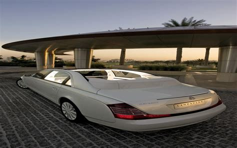 Maybach Landaulet Wallpaper