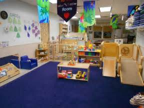Infant and Toddler Classroom Design