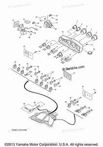 Battery Wiring Diagram Yamaha Ar230