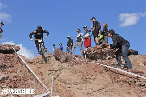 Photo of the Day: Downhill Racing at Mammoth Mountain ...