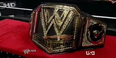 Wwe Belt Wrestling Rock Title Wrap Its