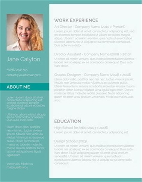 Best Creative Resume Format For Freshers by 55 Free Resume Templates For Ms Word Freesumes