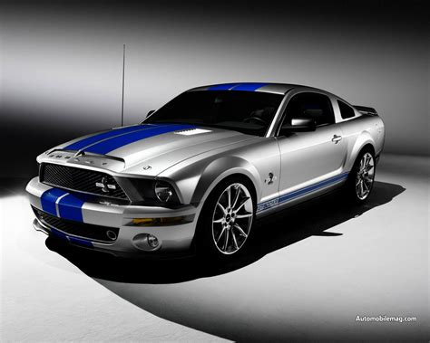 Ford Mustang by Mustang Shelby Gt 1965 2011 Amcarguide American