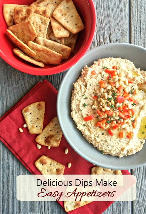 delicious easy dips easy appetizers to start your meal or party off right recipes just 4u