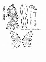 Coloring Puppet Five Nights Paper Master Freddys Fairy Puppets Dolls Azcoloring Mustardseed Crafts Printable Articulated Popular Library Clipart Coloringhome sketch template