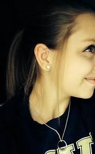 Double helix piercing | Piercings | Pinterest | Piercing ...