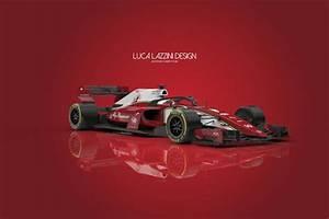 Alfa Romeo F1 : alfa romeo sauber f1 team un render anticipa la nuova monoposto ~ Medecine-chirurgie-esthetiques.com Avis de Voitures