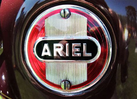 Ariel Motorcycle Logo History And Meaning, Bike Emblem