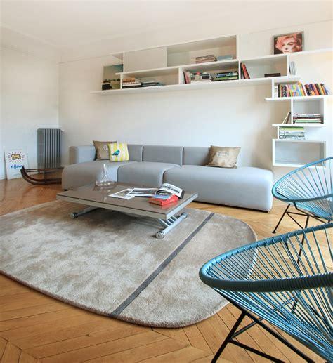 hay canapé design nordique style annees 50