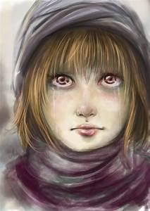 Little sad Girl by HisakiChan on DeviantArt