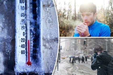 Global Warming Not Man Made As Temperatures Drop
