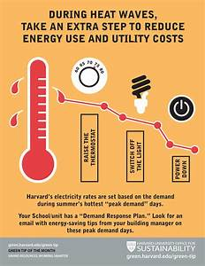 Help Reduce Energy During Heat Waves and Peak Demand Days ...