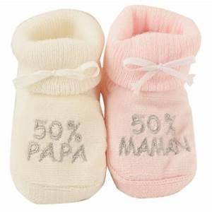 Photo De Bébé Fille : sous v tement b b chaussons b b gar on soldes ~ Melissatoandfro.com Idées de Décoration