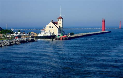Ferry Boat Across Lake Michigan by Baby Boomers Travel Across Lake Michigan By Ferry